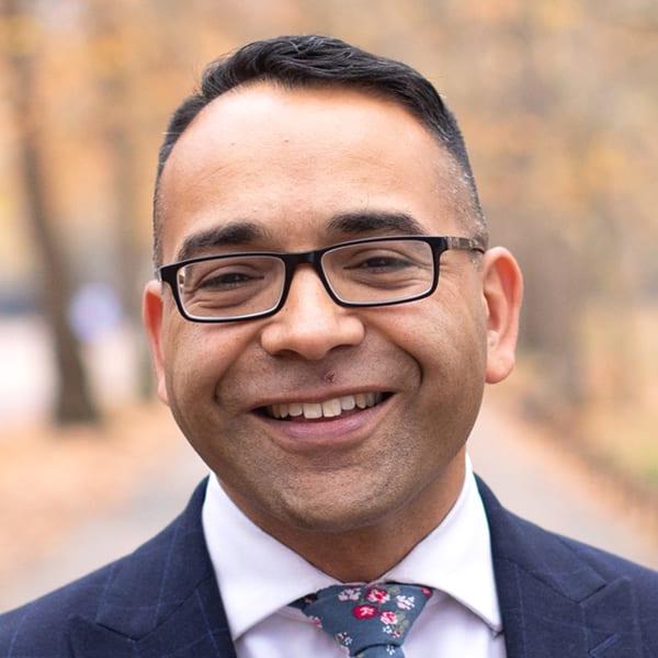 Dr. Krish Kandiah